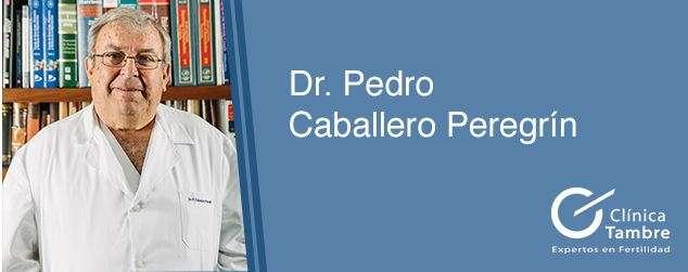 Pedro Caballero, Fundador de Clínica Tambre: