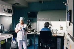 Laboratorio de Embriologia