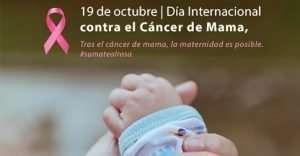 Día Mundial de la lucha contra el cáncer de mama: la maternidad después del cáncer es posible