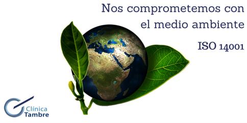 Clínica Tambre y su implicación con el medioambiente