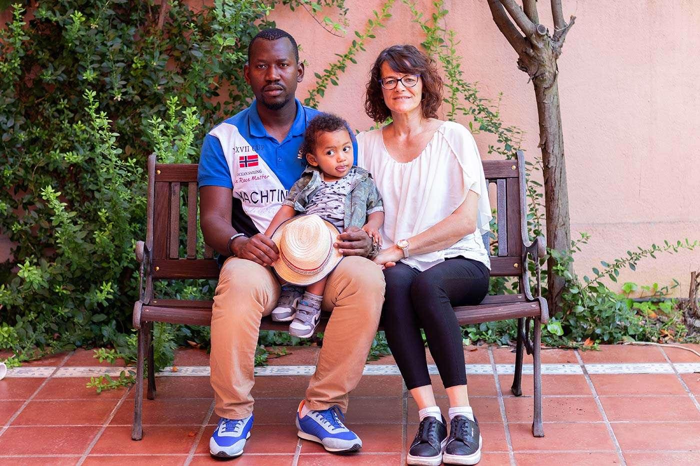 Valerie et Moussa Tambre (1)