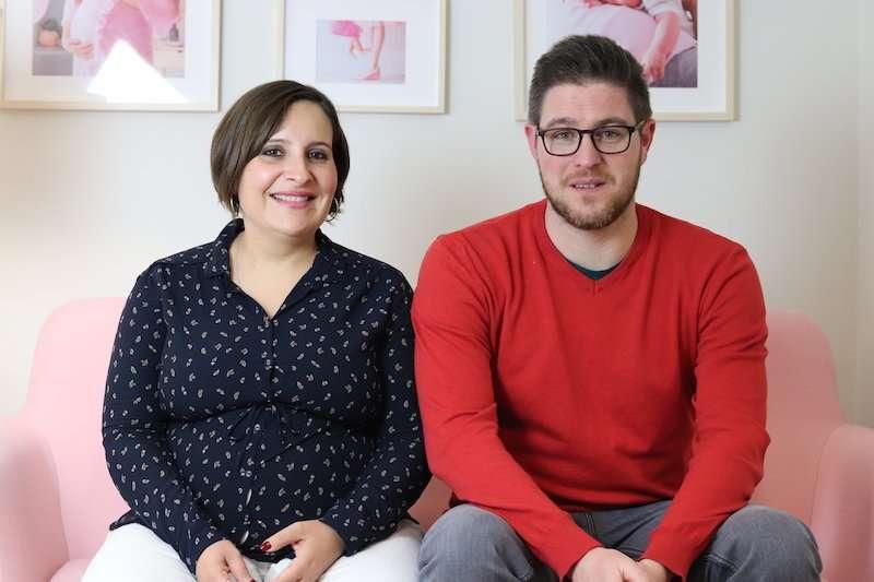 Carolina y Roberto