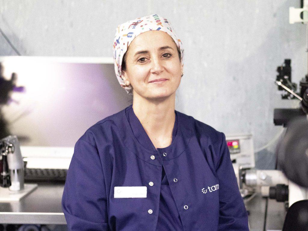 Susana Cortes Investigacion Tambre