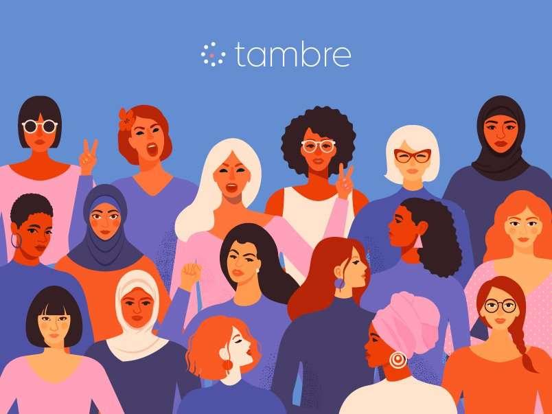 Dia Internacional de la Mujer Tambre